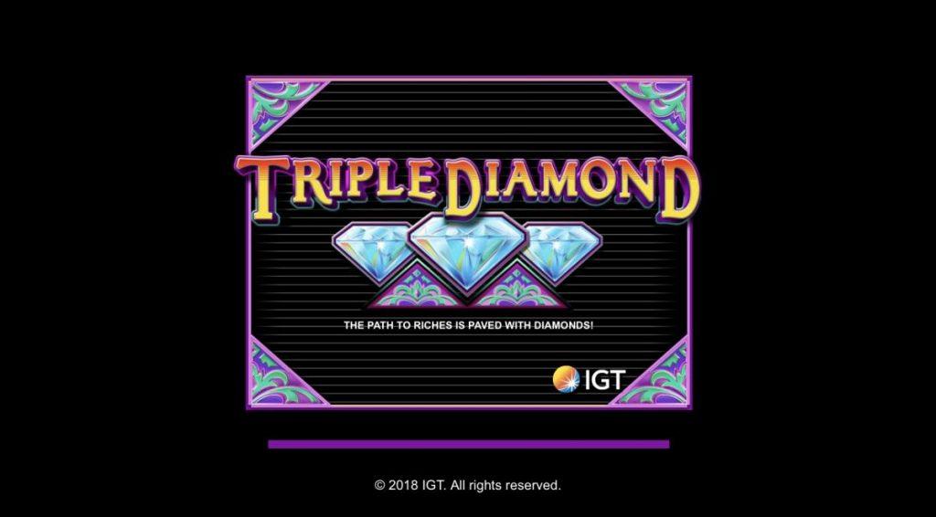 Triple Diamond-คาสิโน