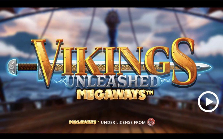 Vikings Unleashed Megaways ผจญภัยล่าเงินรางวัลไปกับสล็อตไวกิ้ง