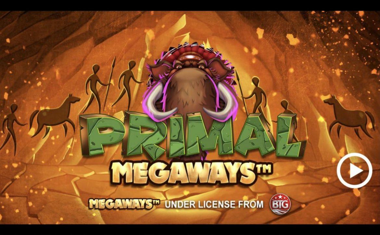 ย้อนอดีตสู่ยุคไดโนเสาร์ไปกับสล็อต Primal Megaways