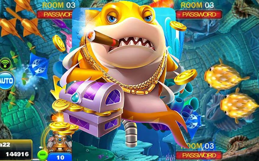 เกมยิงปลา ออนไลน์-เกม